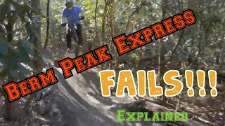 My First Experience At Berm Peak Express
