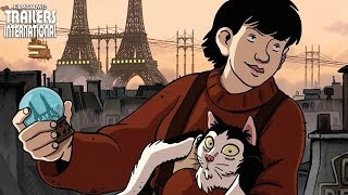 Baixar April and the Extraordinary World | Official Trailer [Animated Movie 2016] HD