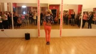 Женский стиль кизомба & Lady styling kizomba | Lago Dance Киев