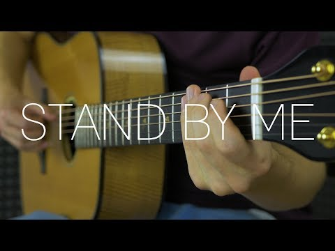 Ben E. King - Stand by Me - Fingerstyle Guitar Cover