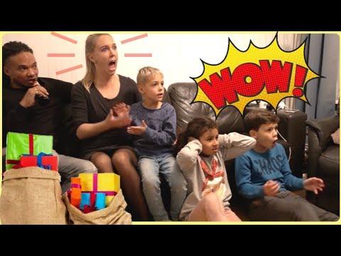 PAKJESAVOND 2018 | SINTERKLAAS LIET ONS SCHRIKKEN !!!