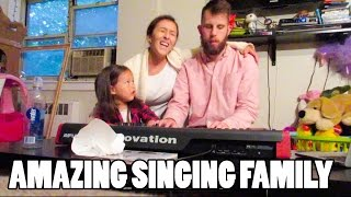 Amazing Singing Family! (6.2.15 - Day 533) daily vlog