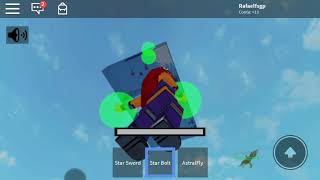 Between me and my father in Roblox and my father won