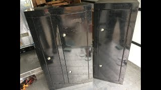 Two Gun Safes in a Storage Locker Auction Unit! Will it be a Boom or a Bust?