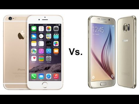 Apple VS Samsung CAN YOU REALLY TELL THE DIFFERENCE???