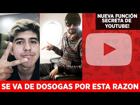 Gilbert DEJA DOSOGAS por Kimberly y Juan de Dios   Nueva función SECRETA de YouTube