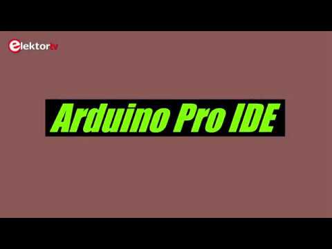 Arduino Pro IDE 0.0.1 - First Impressions