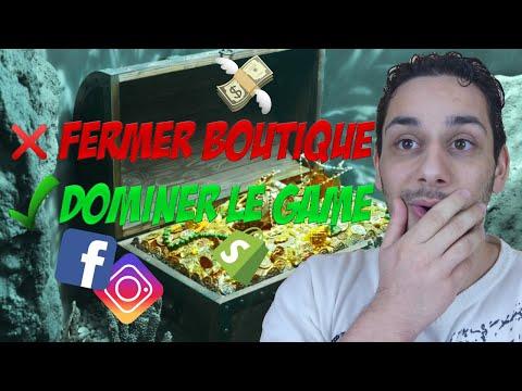 EXTERMINER LA CONCURRENCE VS FERMER BOUTIQUE : FAIS UN CHOIX ! (SHOPIFY DROPSHIPPING)