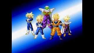 (SFC) Dragon Ball Z 超武闘伝をクリア 難易度スーパー