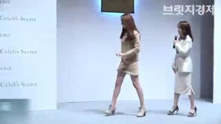 [영상] 손은서, 섹시한 '아찔' 각선미…