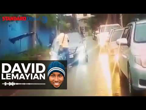 David and Goliath: The man who dared to block an MP's overlapping car