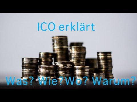 Was ist ein ICO? Wie investieren und wie erhält man die Tokens?