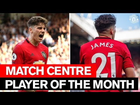 Daniel James | Player of the Month | August 2019