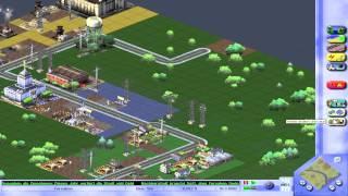 Lets Play SimCity 3000 1 - Die Errichtung einer Großstadt