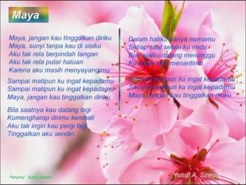 Maya - Syaiful Kelana