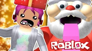 Entfliehen Bösen Santa | Roblox Obby