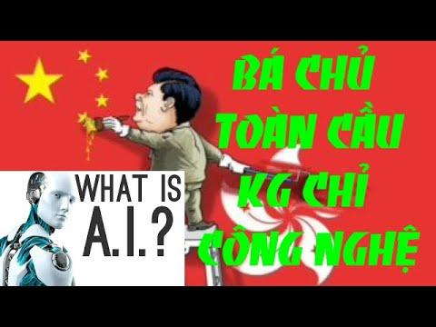 Tham vọng bá chủ công nghệ toàn cầu của Trung Quốc đã tan vỡ?! Trí tuệ nhân tạo và tiềm năng của TQ
