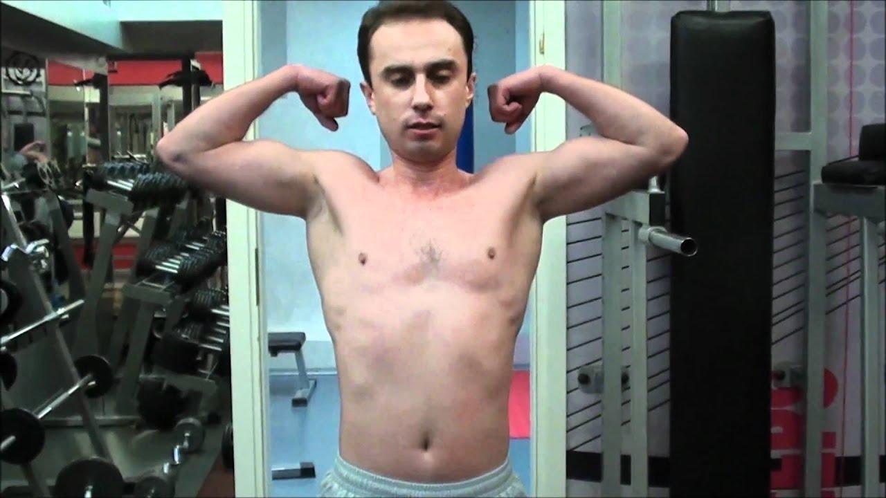 Как увеличить свои мышцы на руках