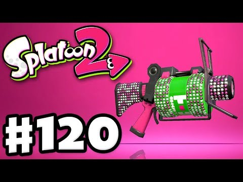 .52 Gal Deco! - Splatoon 2 - Gameplay Walkthrough Part 120 (Nintendo Switch)