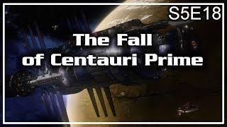 Babylon 5 Ruminations S5E18: The Fall Of Centauri Prime
