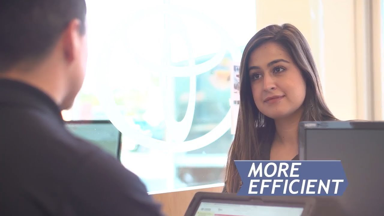 Experience Simplified Payments With ReyPAY® U2013 Manhattan Beach Toyota