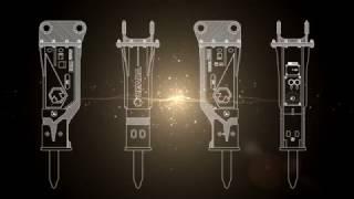 OKADA Promotion Video - Hydraulic Breaker