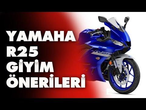 Yamaha R25 Giyim Önerileri