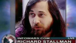 Richard Stallman part 1 of 3