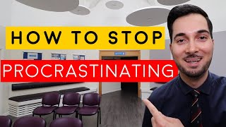 Procrastinating | How To Stop Procrastinating