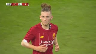 16 Year Old Harvey Elliott Debut Games For Liverpool! | Pre-Season Highlights