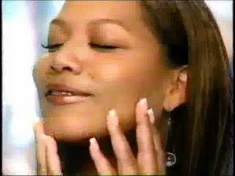 Queen Latifah For CoverGirl MakeUp