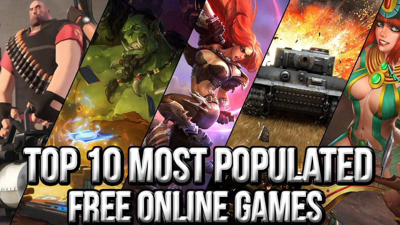 best games free to play 2015