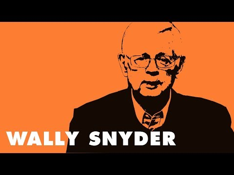Wally Snyder - Ethics In Advertising,