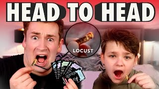BROTHERS PLAY SHOOTOUT
