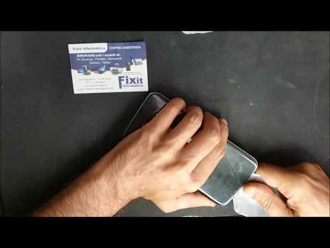 Samsung Galaxy S7 SM-G930F sostituzione batteria - Battery replacement