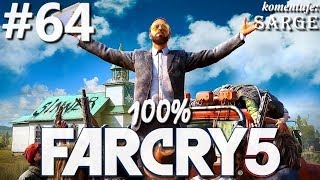 Zagrajmy w Far Cry 5 (100%) odc. 64 - KONIEC GRY NA 100%   Wszystkie zakończenia