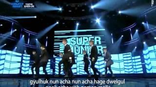 K POP A CHA By Super Junior Karaoke Ver