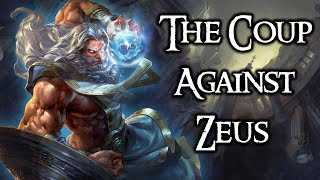 The Day Zeus was Dethroned by the Olympians  (Greek Mythology Explained)