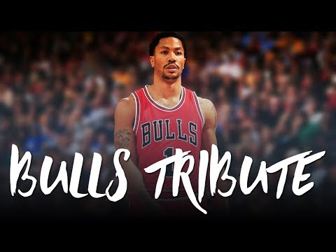 "Derrick Rose ""Welcome to New York"" - All the Way Up (Chicago Bulls Tribute) ᴴᴰ"