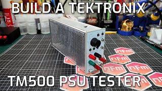 Build a Tektronix TM500 Mainfr…