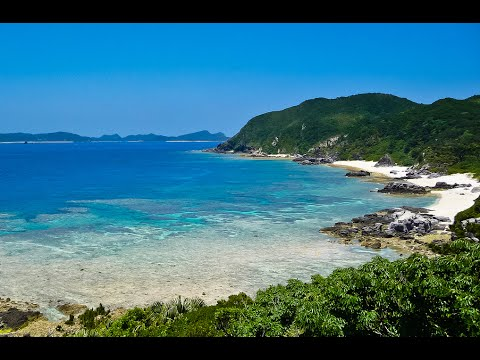 Visiting Kerama Islands, Okinawa Prefecture, Group of islands in Japan