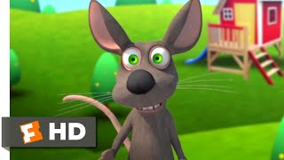 Easter Bunny Adventure (2017) - The Rat & The Elephant Scene (1/10) | Movieclips