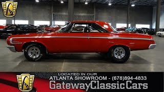"1964 Dodge 440 ""Nastagia"" - Gateway Classic Cars of Atlanta # 186"