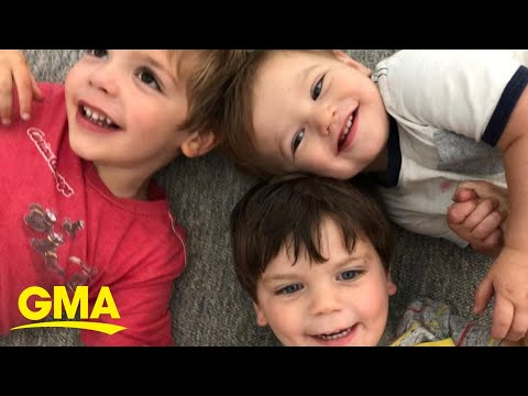 The Sports Feed - #GoodNews: Moms Adopt Three Young Brothers To Keep Them Together