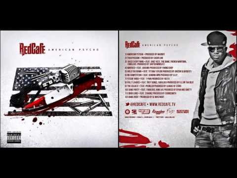 """Red Cafe - """"The Coldest"""" Ft. Problem (American Psycho) HQ"""