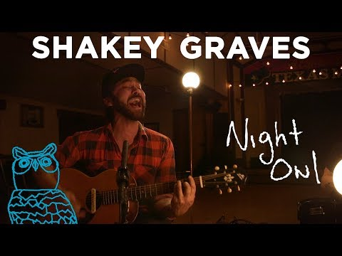 "Shakey Graves, ""Counting Sheep"" Night Owl | NPR Music"
