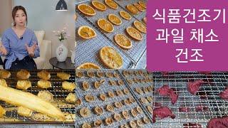 식품건조기 추천 오쿠 6단 식품건조기 건조과일 건조채소