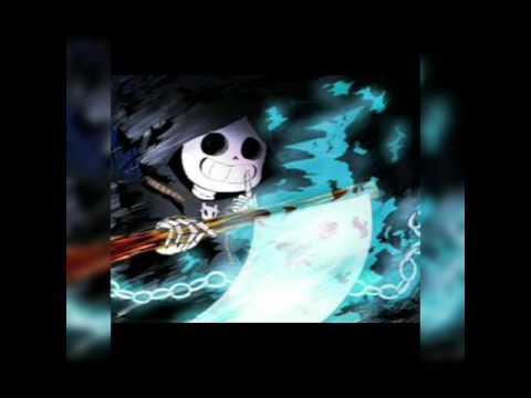 Reaper!Sans Theme