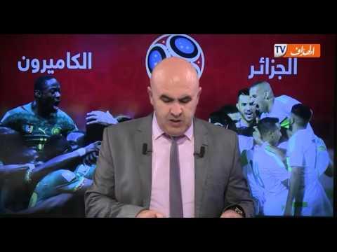 100% foot special algerie cameroun 2er partie