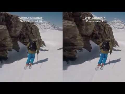 SteadXP - стабилизация видео